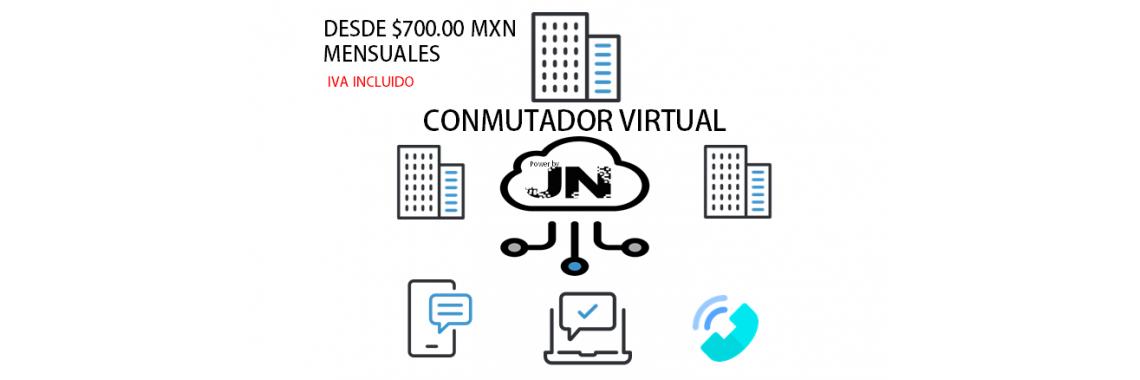 Conmutador VirualJN