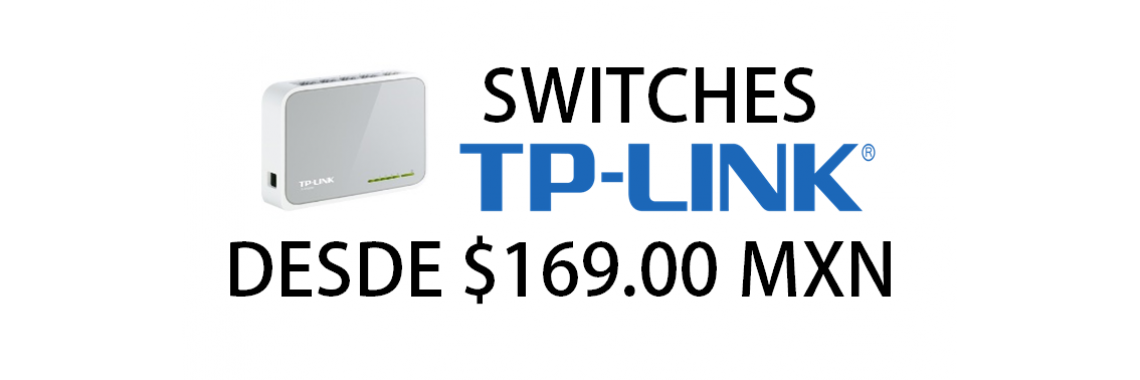 Switches desde