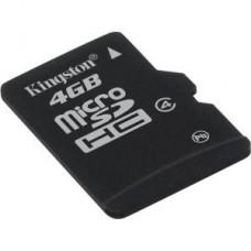 Kingston Memoria Microsdhc 4gb
