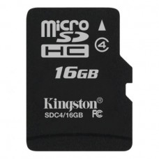 KINGSTON 16GB -SDHC / SDXC CLASE 10