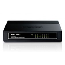 TP-LINK SWITCH 16 PUERTOS 100MB