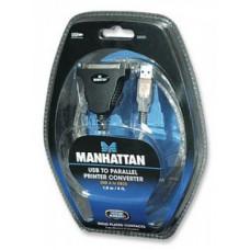 MANHATTAN 336581 Convertidor USB a DB25 - Paralelo