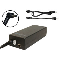 OVALTECH 19V/1.75AH + USB Adaptador de Corriente