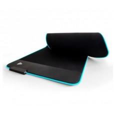 VORAGO MPG600 Mousepad GameFactor RGB XL, carga inalambrica