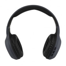 PERFECT CHOICE PC-116752 Audifonos on EAR inalambricos BT Gris
