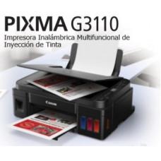 CANON G3110 Multifuncional de inyección de tinta