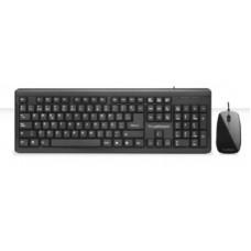 ACTECK ENTRY Kit de teclado y mouse