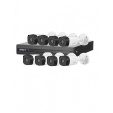 Dahua Technology DH-KIT/ XVR1B08/8-B1A21 Kit 8 Canales 1080p