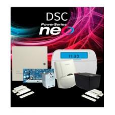 DSC DSC1170025 Paquete SERIE NEO