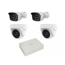 HILOOK KIT7202BD Sistema Completo de CCTV