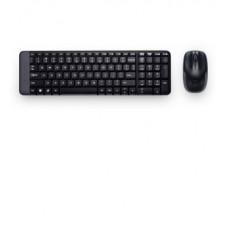 LOGITECH MK220 Kit de Teclado y Mouse