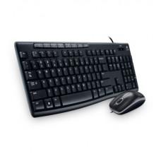 LOGITECH MK200 Kit de Teclado y Mouse