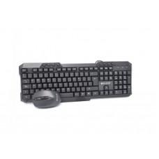 Naceb Technology NA-618 Kit de Teclado y Mouse