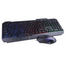 Naceb Technology Raptor Kit de Teclado y Mouse