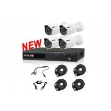 PROVISION-ISR AHD4PR20 Kit de Video Vigilancia