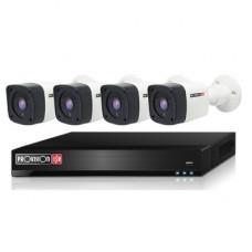 PROVISION-ISR PR-4AHD-CC Kit de Video Vigilancia