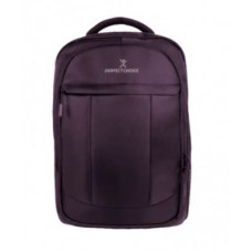 PERFECT CHOICE PC-083764 Mochila para Laptop MORADA PC-083764
