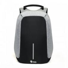 Stylos backpack Mochila Antirrobo