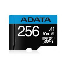 ADATA  Premier A1 UHS-I Micro SD 256GB Class 10