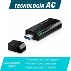 TP-LINK Archer T4U Adaptador USB  3.0 Dual Band