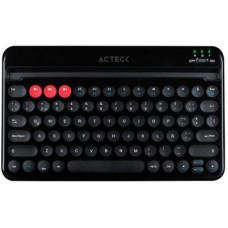ACTECK AC-926638 Teclado Inalámbrico Multimedia