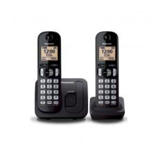 PANASONIC KX-TGC212MEB Teléfono Unilínea